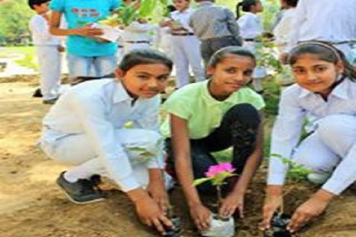 Eureka Public School-Earth Day