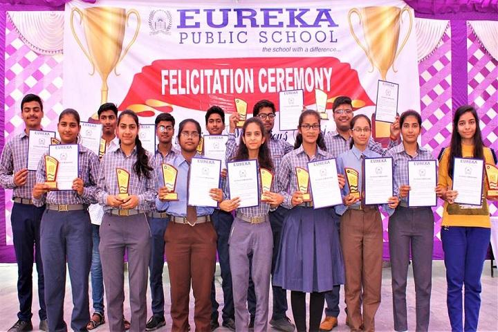Eureka Public School-Felicitation Cermony