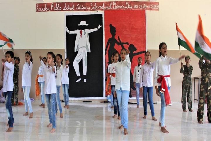Eureka Public School-International Dance Day