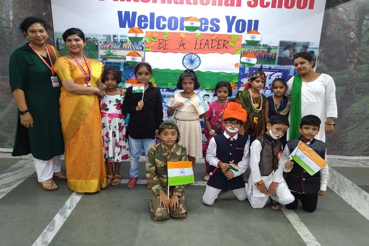 Euro International  School-Fancy Dress Competition