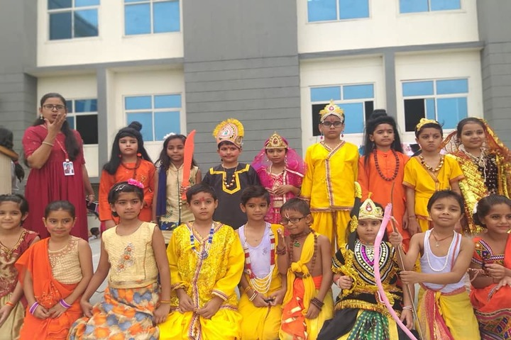 Euro International School-Janamastami Celebrations