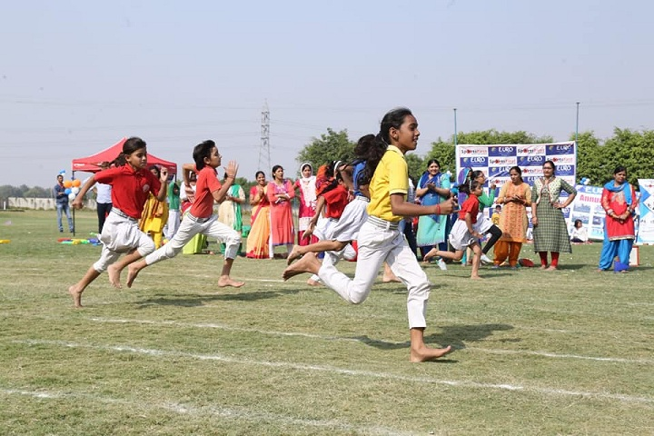 Euro International School-Sports meet