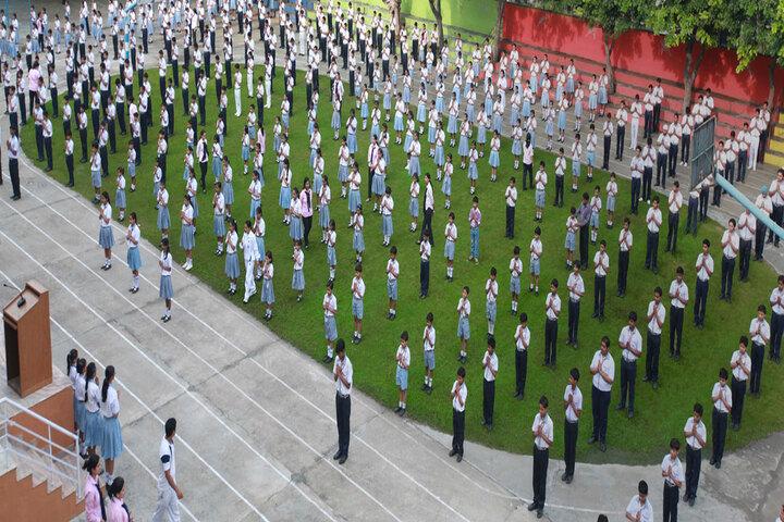 Faridabad Model School-Assembly