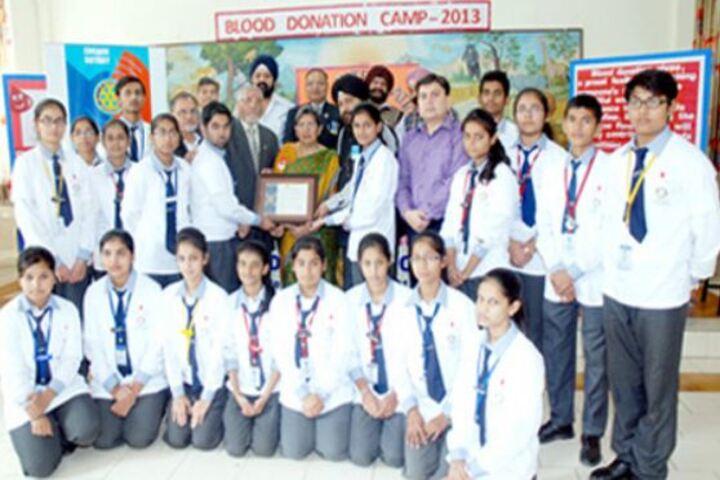 Faridabad Model School-Award Ceremony