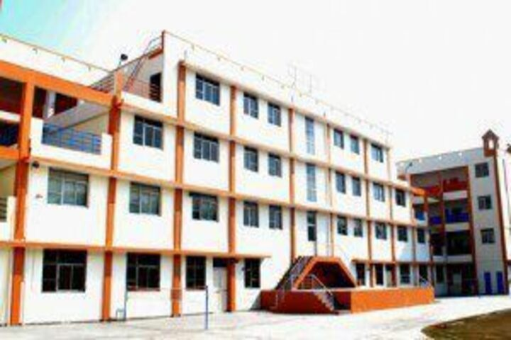Faridabad Model School-Campus