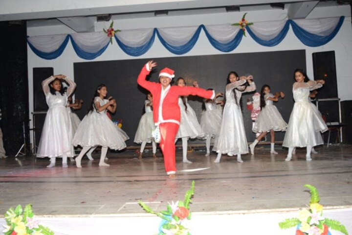 Fathers International School-Christmas Celebrations