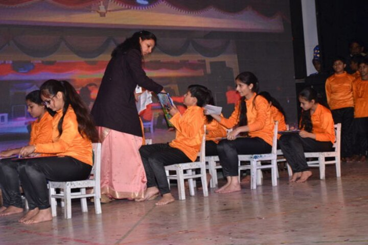 Fathers International School-Drama