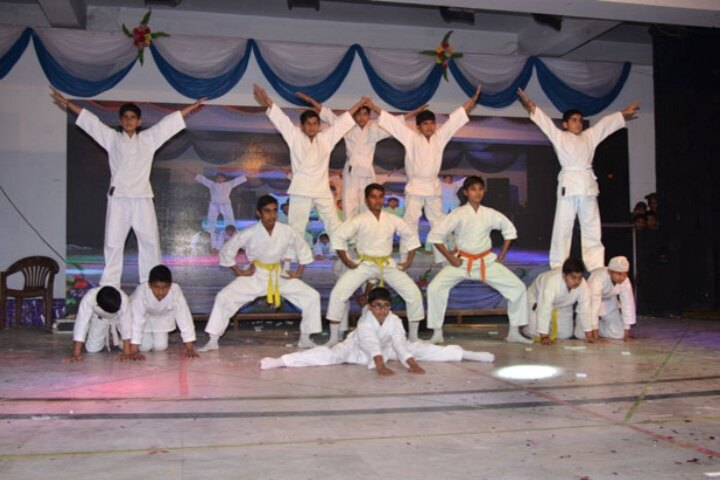 Fathers International School-Karate