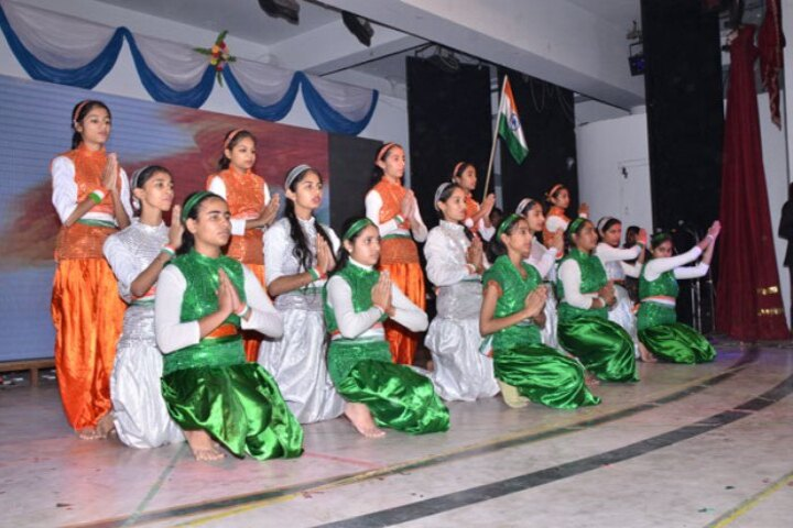 Fathers International School-Republic Day