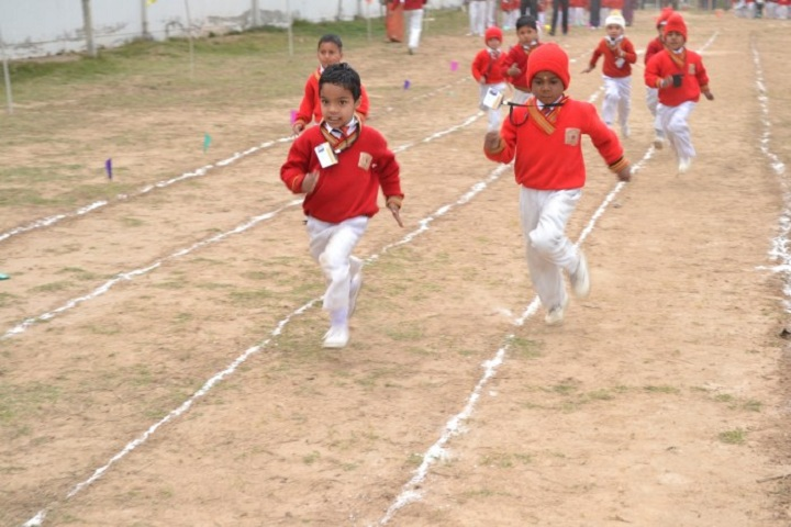 Fathers International School-Sports day