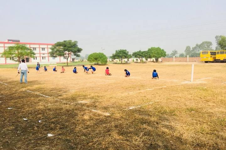 Future Diamonds Public School-Sports Day
