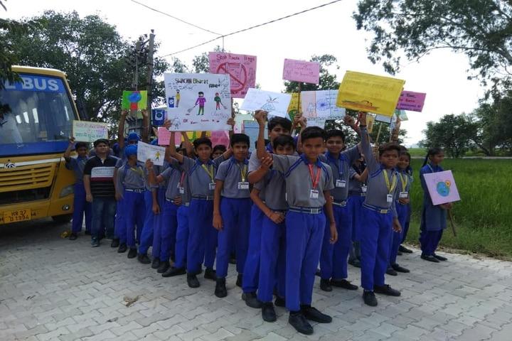 Future Diamonds Public School-Swatch Barath Rally