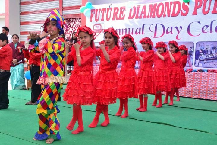 Future Diamonds Public School-Annual day