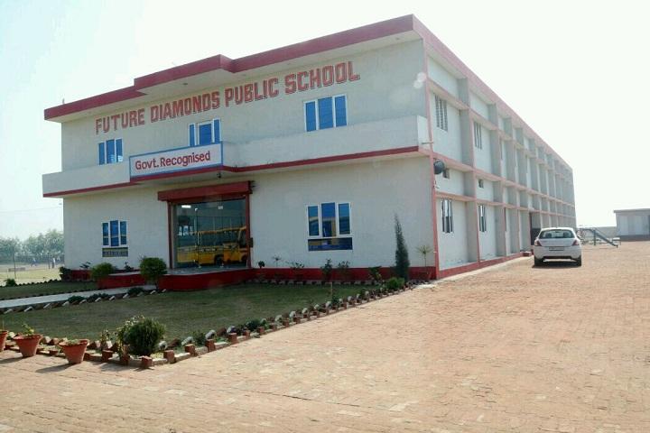 Future Diamonds Public School-Campus