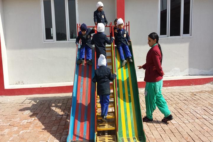 Future Diamonds Public School-Kids Play ground