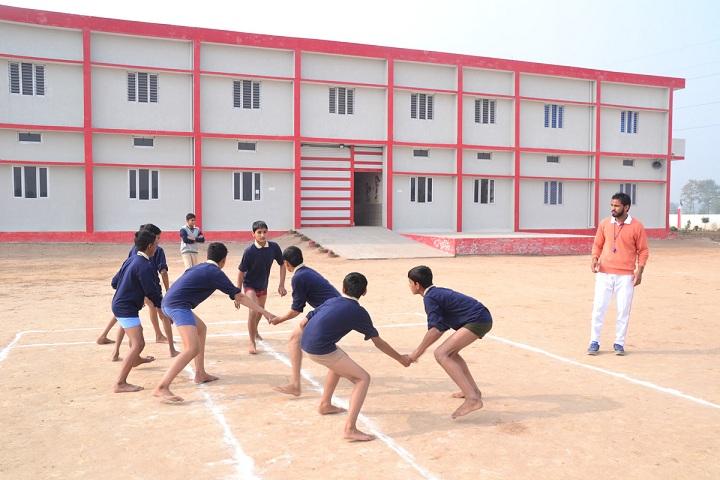 Future Diamonds Public School-Play Ground