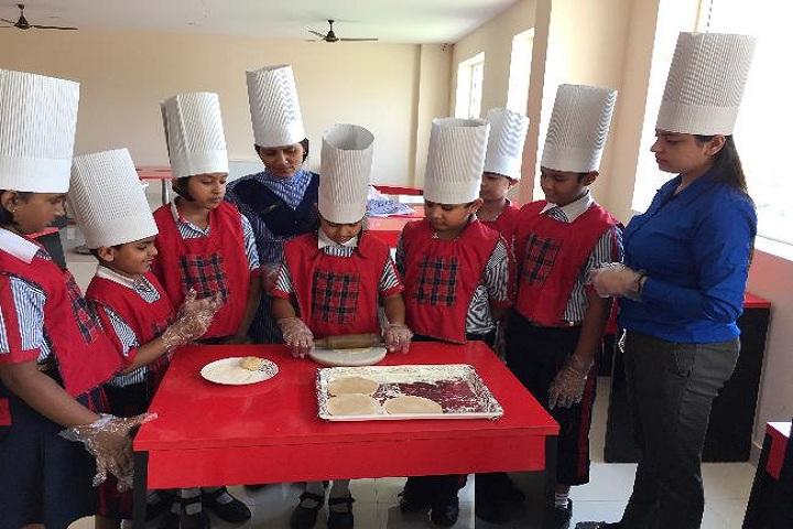 G D Goenka Public School-Food Fiesta