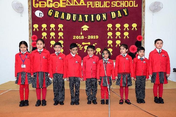 G D Goenka Public School-Graduation Day