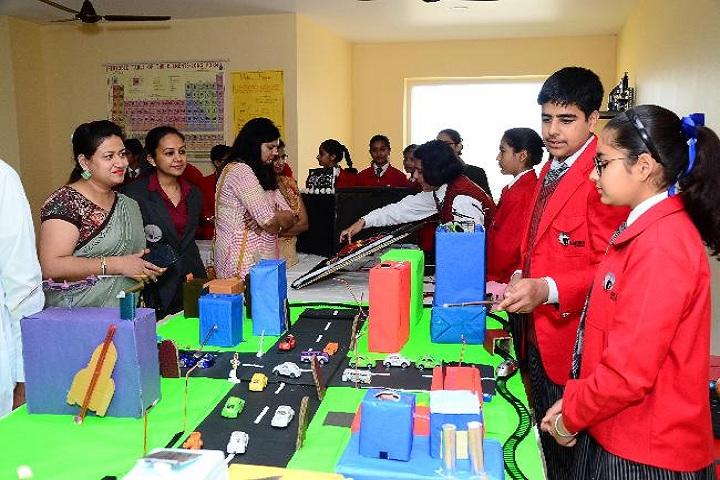G D Goenka Public School-Science Exhibition