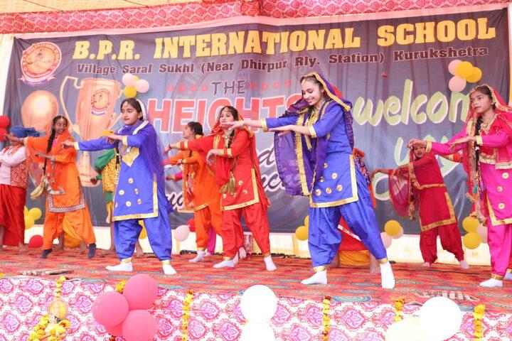 BPR International School-Annual Day