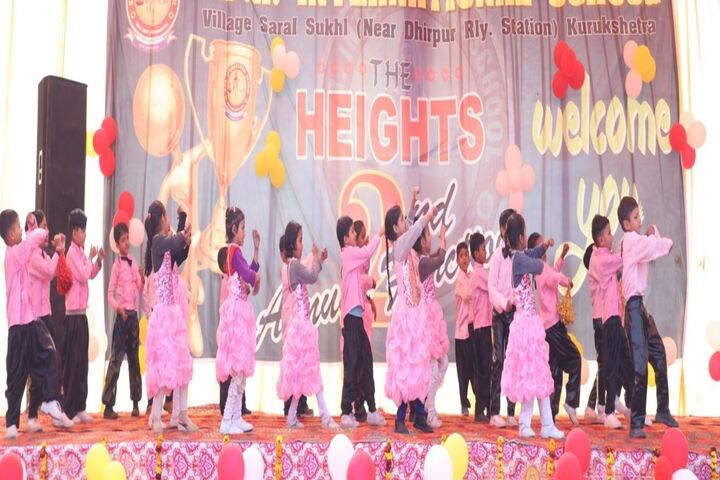 BPR International School-Dance