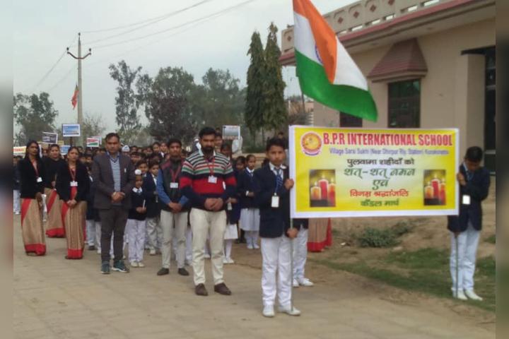 B.P.R. International School - Other Activity