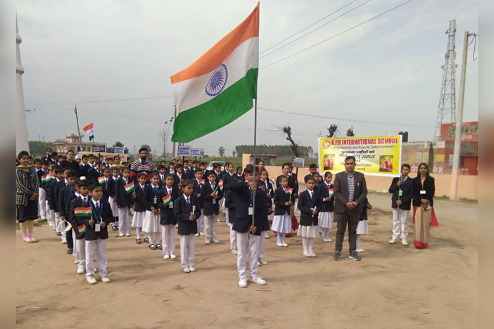 B.P.R. International School - Independence Day Celebration