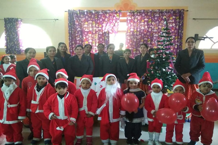 G L Public School-Christmas Celebrations