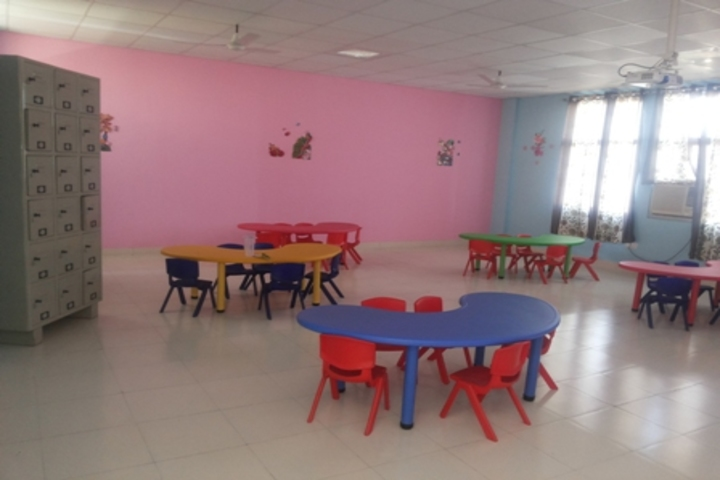 G N World School-Kindergarten