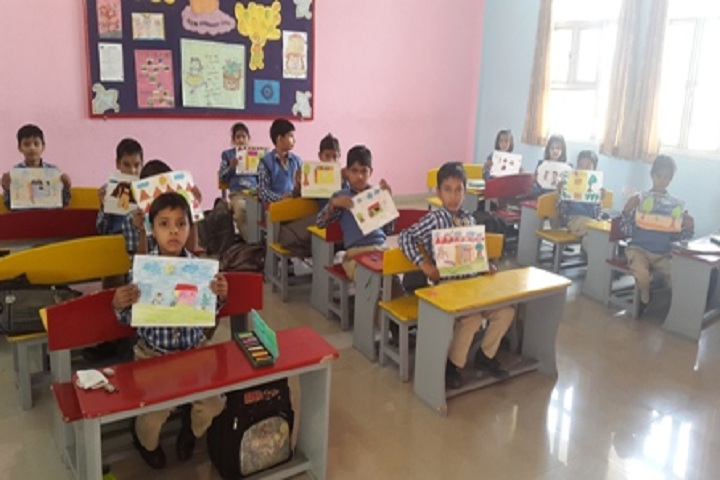 G N world school-Drawing Competiton