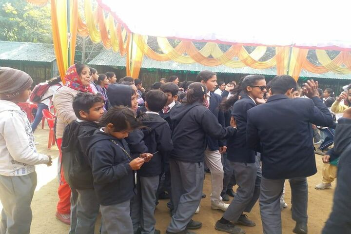 G R Senior Secondary School-Event