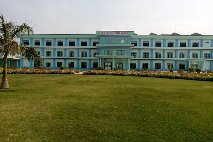 G R Senior Secondary School-Playground