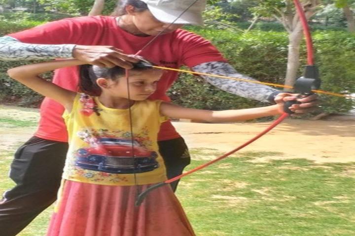 G A V Public School-Archery