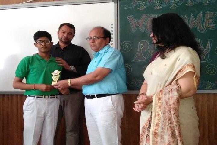 G A V Public School-Prize Distribution