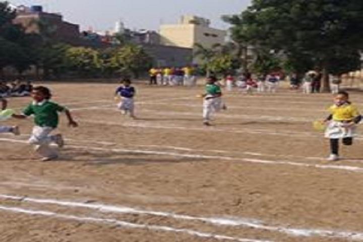 G B Public Senior Secondary School-Annual Sports Meet