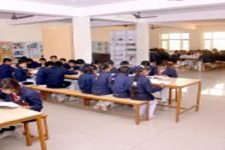 G B Public Senior Secondary School-Library