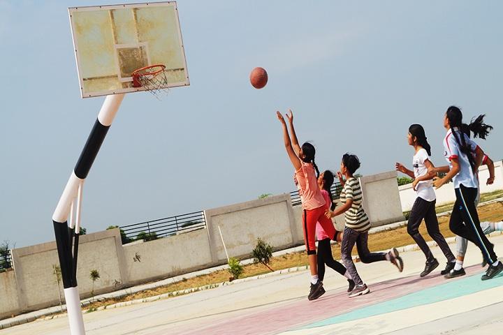 GD Goenka Public School-Sports
