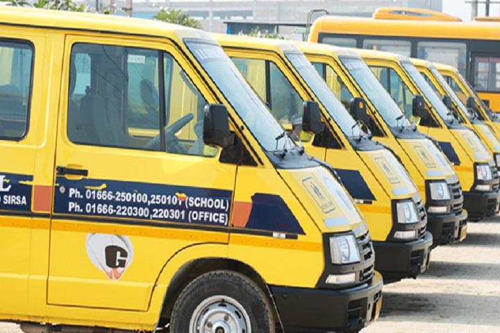 GD Goenka Public School-Transport