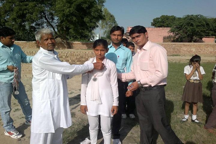 G D Convent Senior Secondary School-Achievement