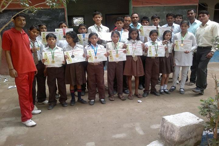 G D Convent Senior Secondary School-Quiz Competition Winner