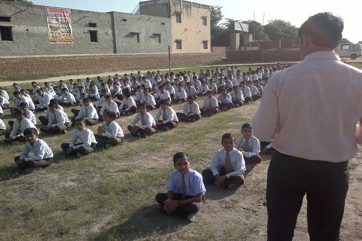 G D Convent Senior Secondary School-Students Meeting