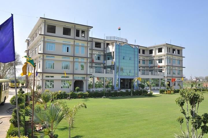 GR International School Kanina-Campus-View full
