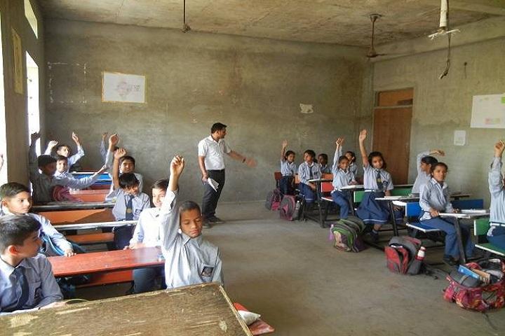 GR International School Kanina-Classroom