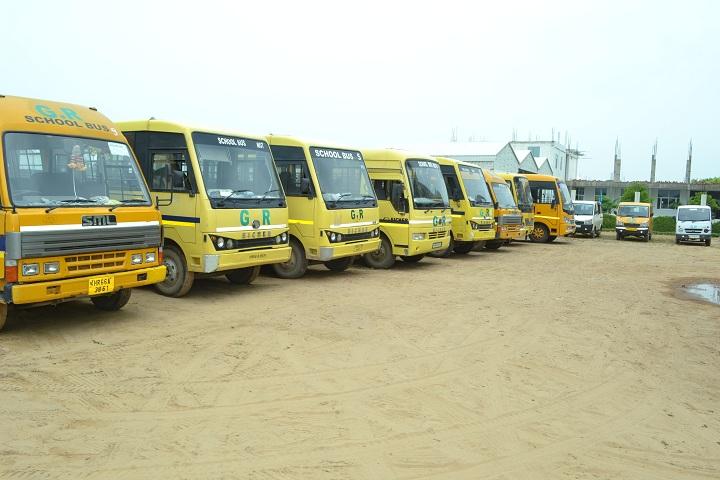 GR International School Kanina-Transport