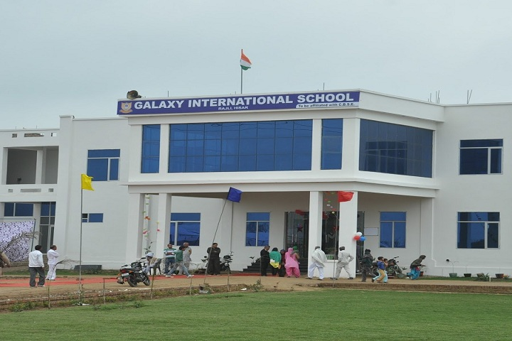 Galaxy International School-Campus View
