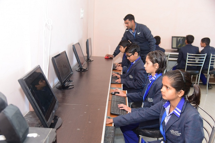 Galaxy International School-Computer Lab