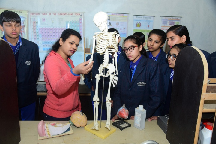 Galaxy International School-Biology Lab