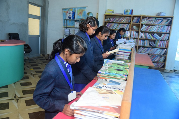 Galaxy International School-Library