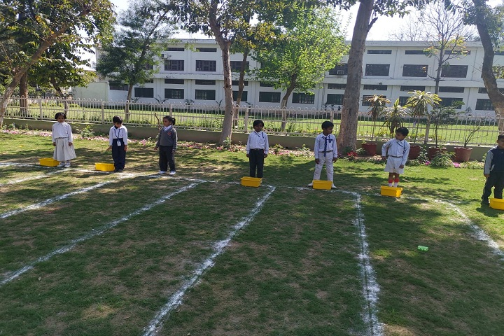 Gandhi Memorial National Public School-Sports