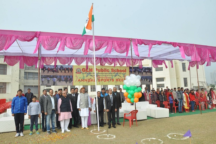 Ganeshi Lal Hindu Public School-Events annual sports meet